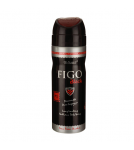 Al Nuaim Figo Black Deodorant Body Spray